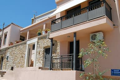 Two StoreyHouse in Sitia