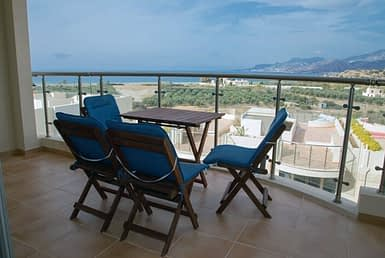 1 Bedroomed Penthouse Lagada