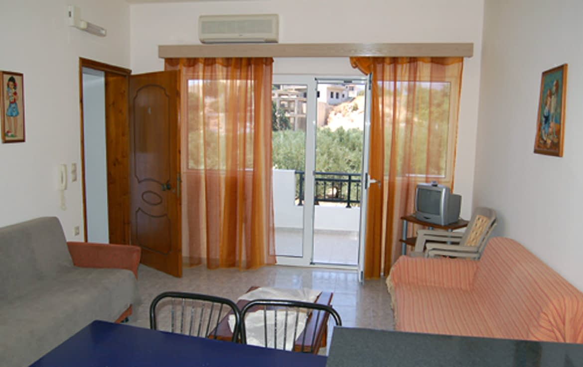 An Apartment in Analipsis