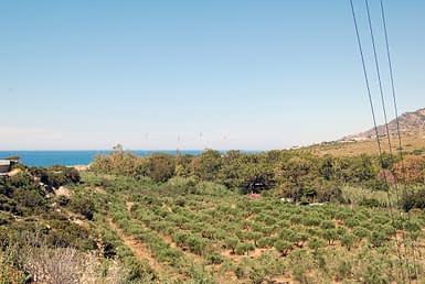 Land with a View in Koutsouras